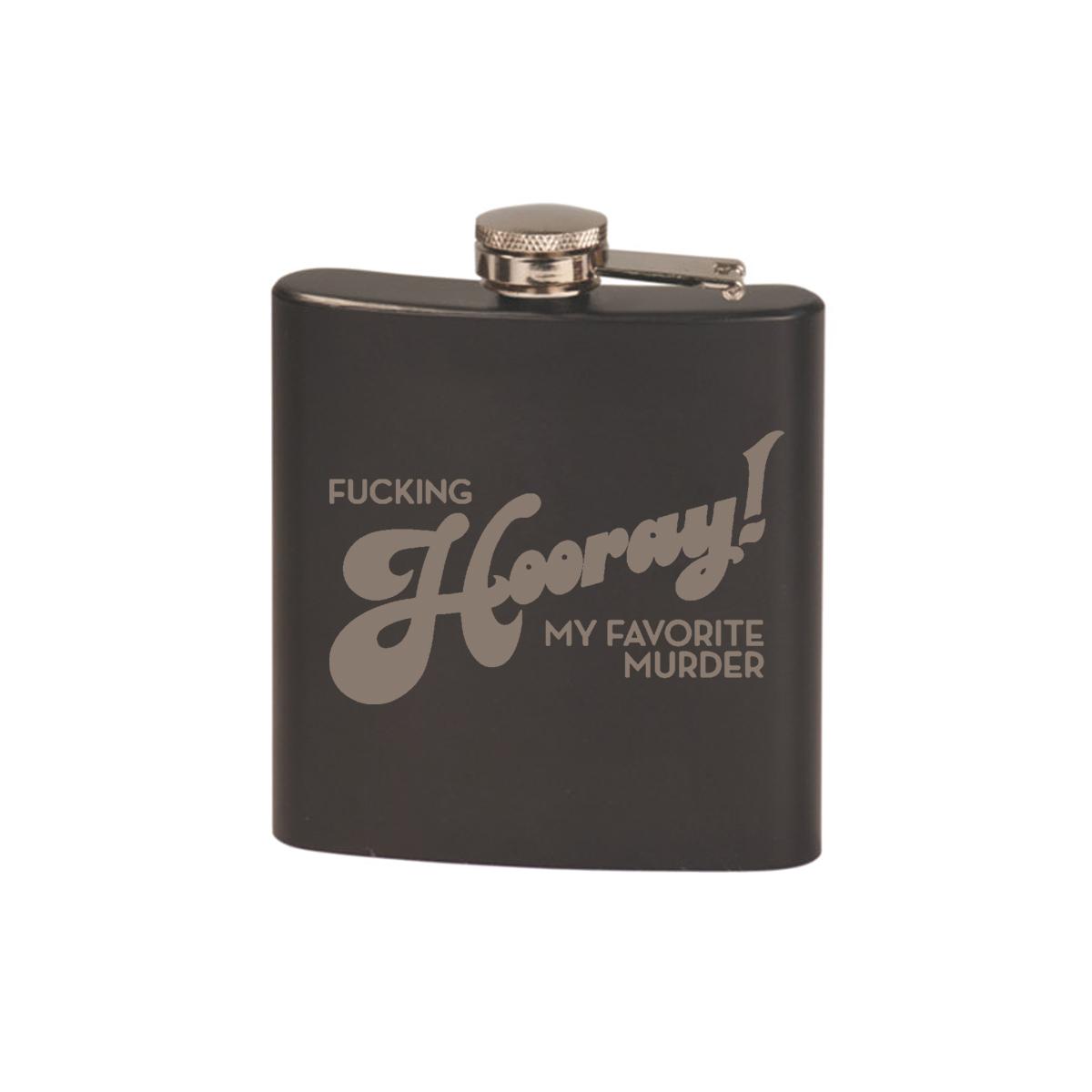 Fucking Hooray Flask