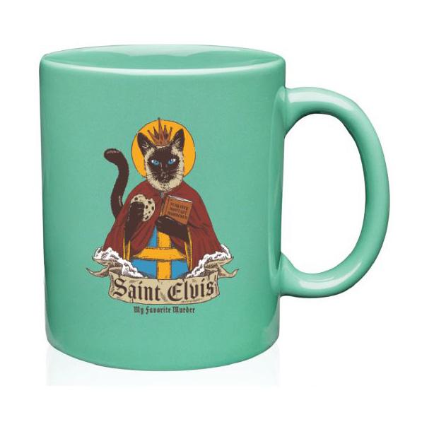 St Elvis Mug