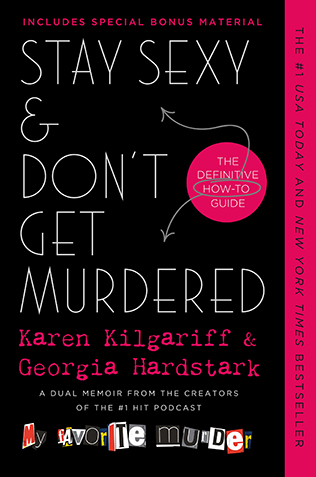 Order 'Stay Sexy & Don't Get Murdered: The Definitive How-to Guide'