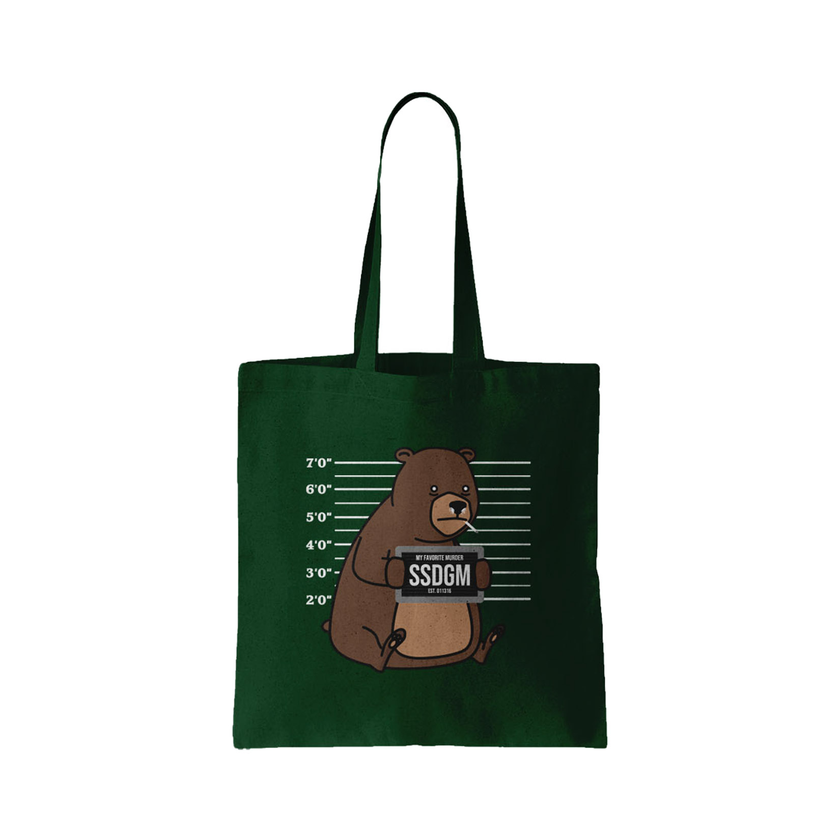 Cocaine Bear Tote