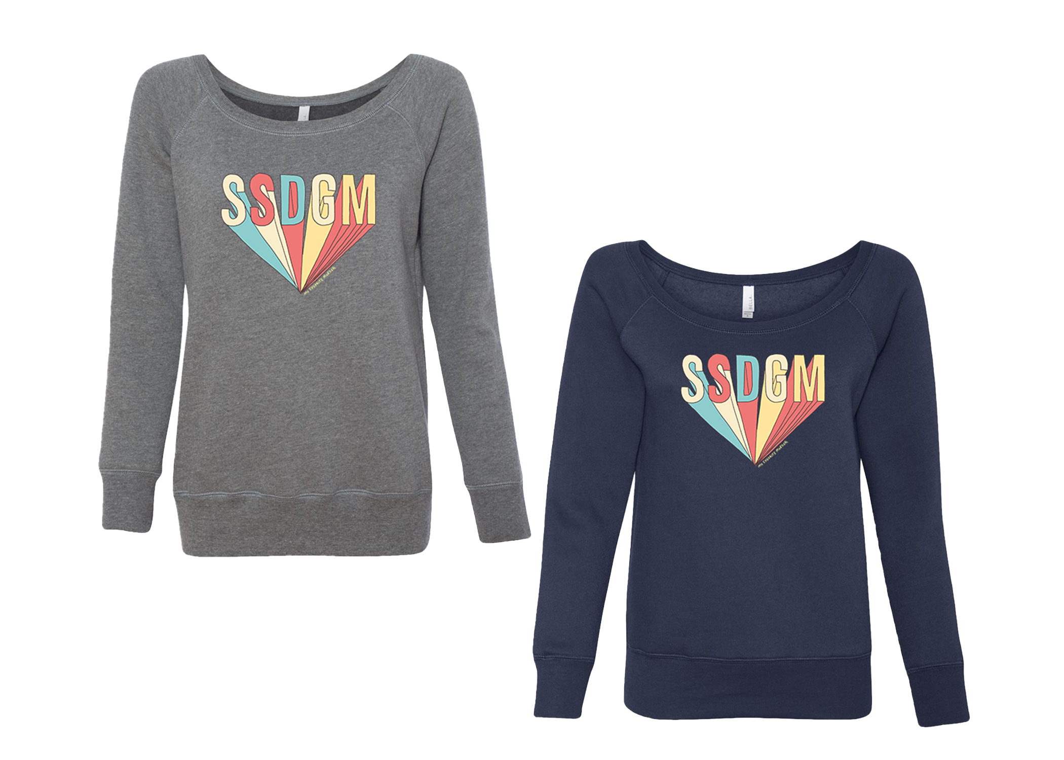 SSDGM Ladies Crewneck