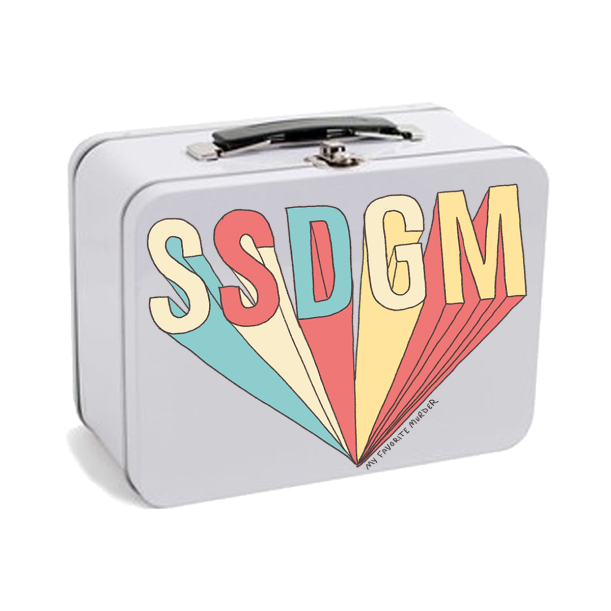 SSDGM Lunch Box