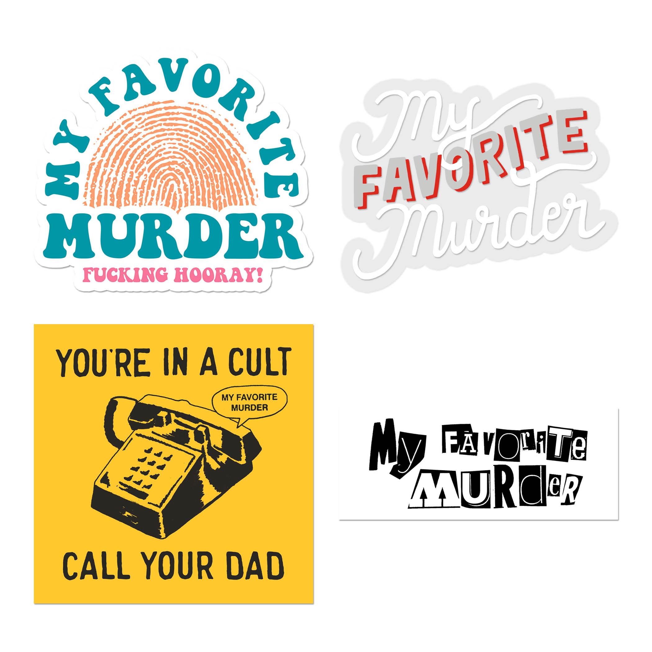 MFM Sticker Pack