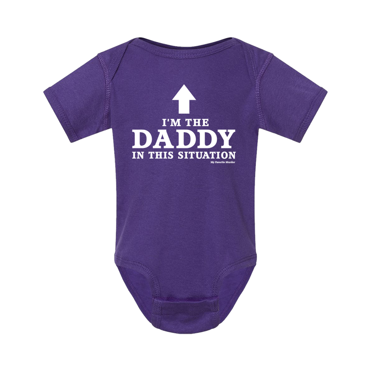 I'm the Daddy Onesie