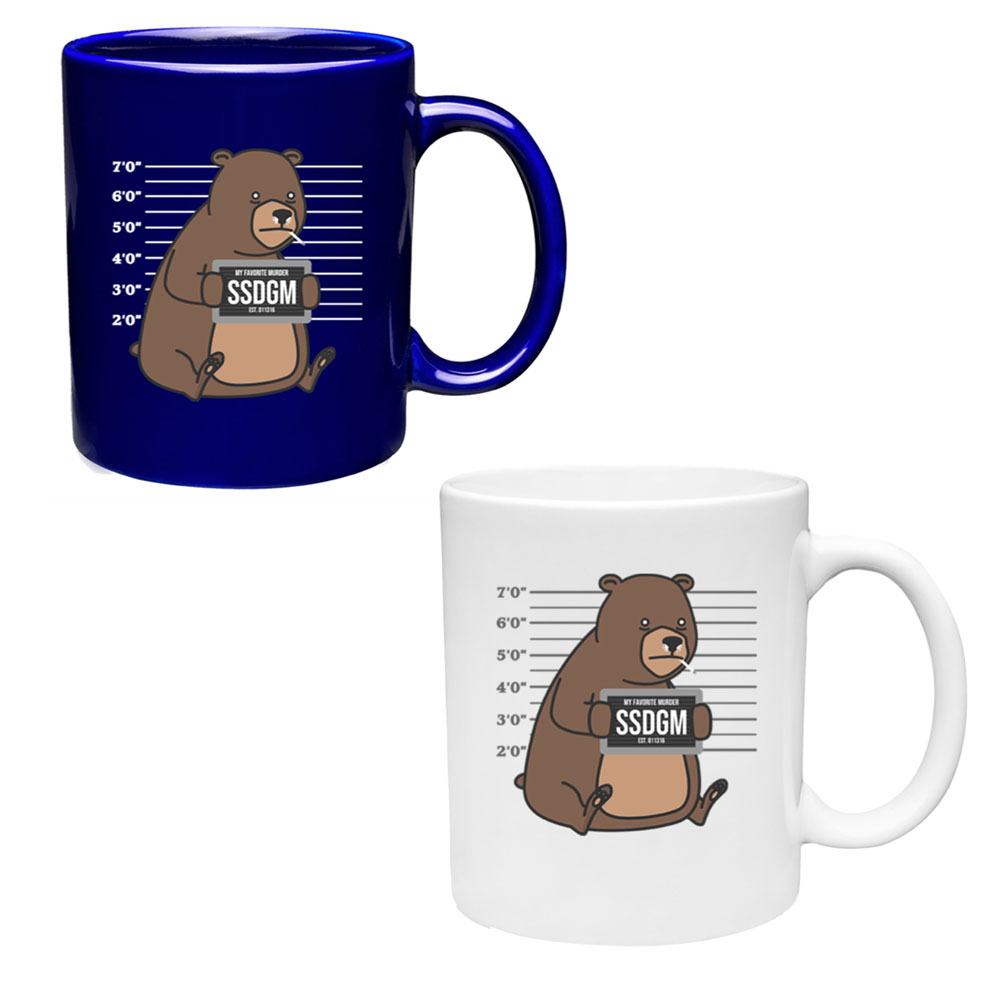 Cocaine Bear Mug